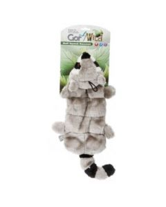 Multi-Squeak Raccoon - Dogtor.vet