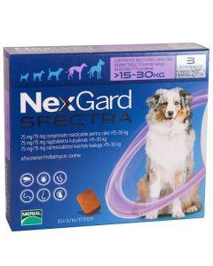Nexgard Spectra L - Dogtor.vet