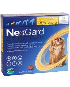 Nexgard Spectra S - Dogtor.vet