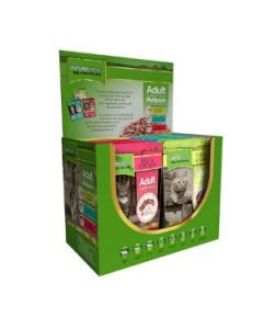 Natures Menu Cat Multipack Pouch 12 x 100g
