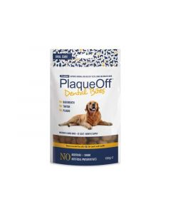 PlaqueOff Dental Bites for Medium & Large Dogs - Dogtor.vet