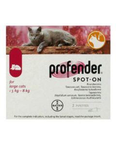 Profender Large Cat - Dogtor.vet