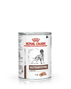 Royal Canin Canine Veterinary Diet Gastro Intestinal Low Fat Tin 12 x 410g
