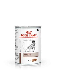 Royal Canin Canine Veterinary Diet Hepatic Tin 12 x 420g