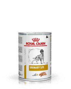 Royal Canin Veterinary Dog Urinary 12 x 410 grs - La compagnie des animaux