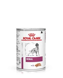 Royal Canin Canine Veterinary Diet Renal Tin 12 x 410g