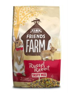 Tiny Friends Farm Russel Rabbit Tasty Mix 2.5kg