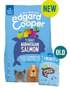E&C Norwegian Salmon Kibble – Dogtor.vet