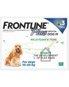 Frontline Plus - Dogtor.vet