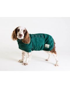 Ruff & Tumble Green Drying Coat - L