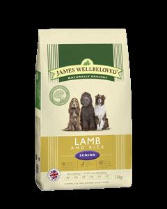 James Wellbeloved Senior Dog Lamb & Rice