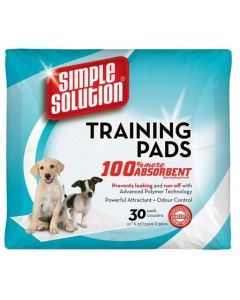 Simple Solution Puppy Training Pads (pack of 30)