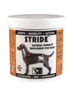Stride Powder for Dogs 500g