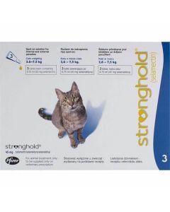 Stronghold Cat - Dogtor.vet