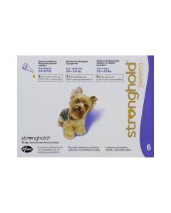 Stronghold Toy Dog - Dogtor.vet
