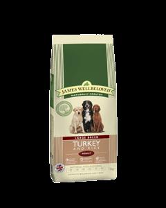 James Wellbeloved Adult Dog Large Breed Turkey&Rice 15kg