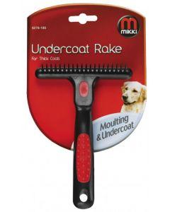 Mikki Undercoat Rake for Thick Coats