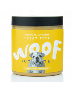 Woof Butter Treat Time 250g