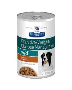 Hill's Prescription Diet w/d Canine Wet