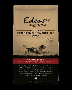 Eden Working Dog - Dogtor.vet