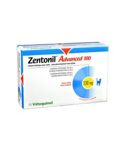 Zentonil Advanced 100 for Cats (pack of 30)
