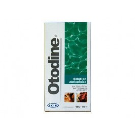 Otodine Ear Solution for Cats & Dogs 100ml
