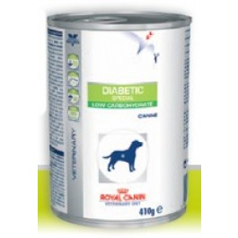 Royal Canin Veterinary Diet Dog Diabetic 12 x 410 grs - Dogtor