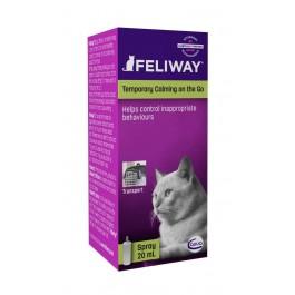 Feliway Travel Spray (20ml) New Packaging - Dogtor.vet