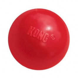 Kong Ball rouge Medium et Large - Dogtor