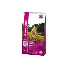 Eukanuba Chien Working Endurance 15 kg - Dogtor