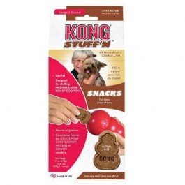 Kong Stuff'n Liver Snacks Small - Dogtor