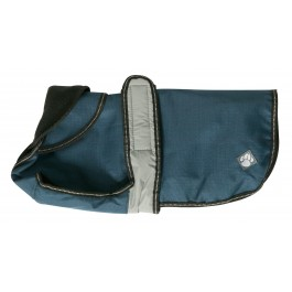 "Danish Design Ultimate 2-in-1 Dog Coat - Blue (24"") - Dogtor"