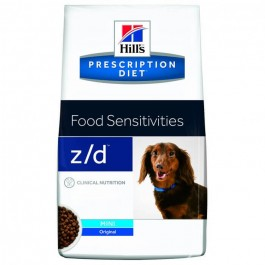 Hill's Prescription Diet Canine Z/D MINI Allergy & Skin Care 6kg - Dogtor