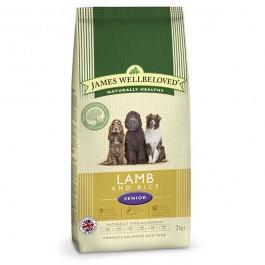 James Wellbeloved Senior Dog Lamb & Rice 2kg
