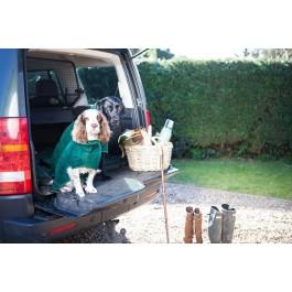 Ruff & Tumble Green Drying Coat - M - Dogtor