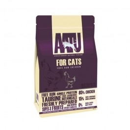 AATU Feline 85/15 Chicken Dry 3kg - Dogtor