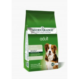 Arden Grange Lamb & Rice Dog Food 2kg - Dogtor
