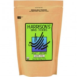 Harrisons Adult Lifetime Superfine 454g - Dogtor