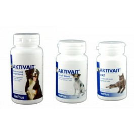 Aktivait Capsules for Cats (pack of 60)