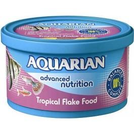 Aquarian Tropical Fish Flakes 25g - Dogtor