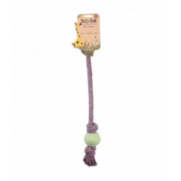 Beco Ball On Rope - Small (Green)