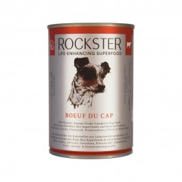 Rockster Boeuf du Cap Tin 400g - Dogtor