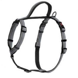 HALTI Walking Harness Black - Large - Dogtor
