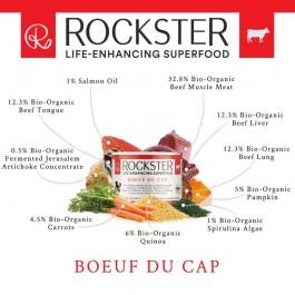 Rockster Boeuf du Cap Pouch 195g - Dogtor