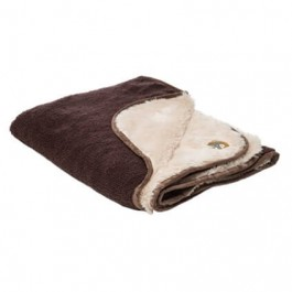 Gor Pets Nordic Brown (Double Sided) Blanket - Medium - Dogtor