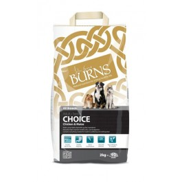 Burns Choice Adult Chicken & Maize 12kg