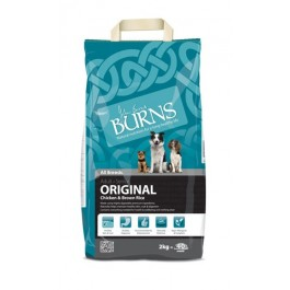 Burns Original Adult Chicken & Brown Rice