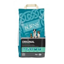 Burns Original Fish & Brown Rice 15kg - Dogtor