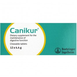 Canikur Tablets for Dogs (pack of 12)