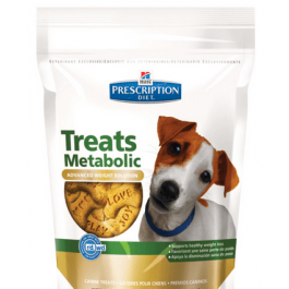 Hill's Prescription Diet Canine Treats Metabolic Advanced Weight Solution 220 grs - Dogtor
